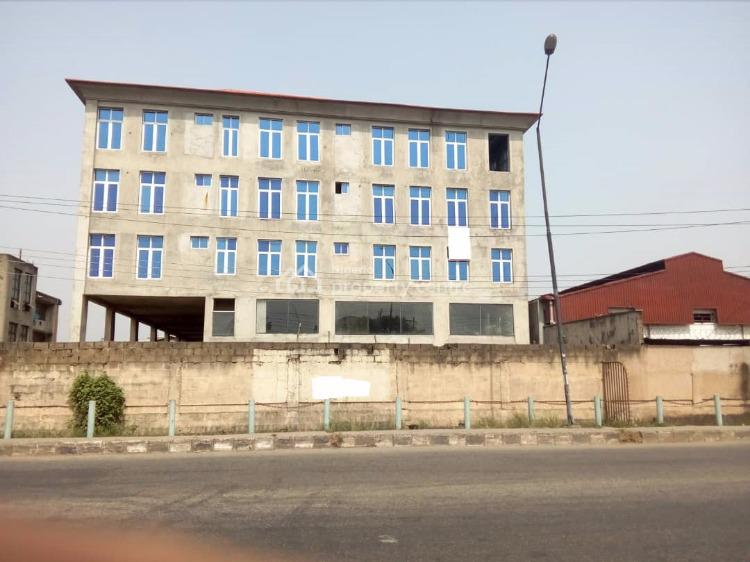 Brand New Open Office Complex, Along Acme Road,, Ogba, Ikeja, Lagos, Commercial Property for Sale