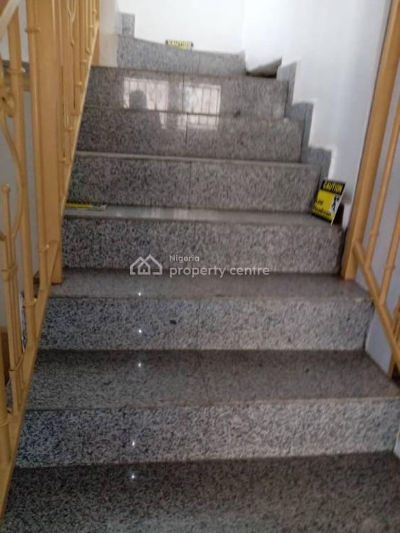 a Very Spacious and Clean 4 Bedroom Terrace Duplex with Bq, Swimming Pool, Remi Fani-kayode Street, Ikeja Gra, Ikeja, Lagos, Terraced Duplex for Rent