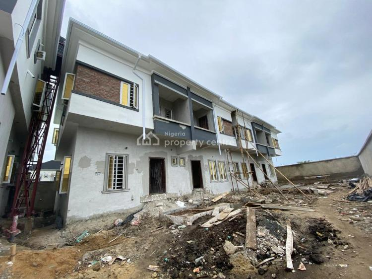 Cheapest 4 Bedroom Terrace Duplex, By 2nd Toll Gate, Lekki, Lagos, Terraced Duplex for Sale