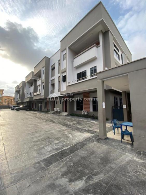 Serviced 5 Bedroom Terrace Duplex with Bq, Victoria Island (vi), Lagos, Terraced Bungalow for Sale