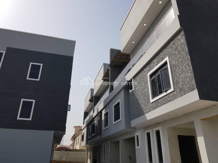 5 Bedroom Terraces with One Maids Room, Lekki Phase 1, Lekki, Lagos, Terraced Duplex for Rent