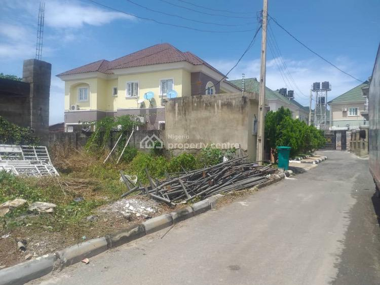 Uncompleted Carcass of 5 Bedrooms Detached Duplex with Bq Space, By Games Village Near House on The Rock Church, Garki, Abuja, Detached Duplex for Sale