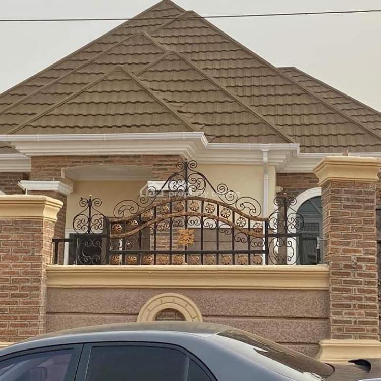 This Building, Ngozika Estate Awka, Awka, Anambra, Terraced Bungalow for Sale