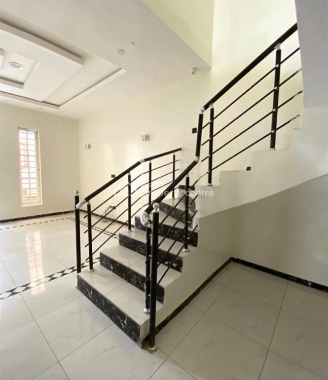 Newly Built 4 Bedroom Semi Detached Duplex with a Room Bq, 2nd Toll Gate, Lekki, Lagos, Semi-detached Duplex for Sale