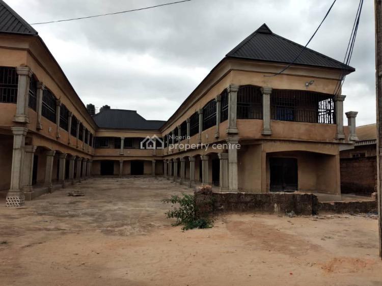 Mall Shops, One Bedroom Mini Flat Tastefully Built. Few Remaining, Street Opposite Edo Broadcasting Service Gate, Aduwawa Ikpoba Hill, Benin, Oredo, Edo, Shop for Rent