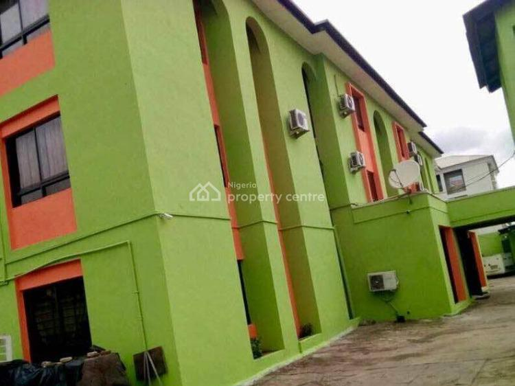 25 Room Functional Hotel at Acme, Title: Cofo, Off Lateef Jakande, Ikeja, Lagos, Hostel for Sale