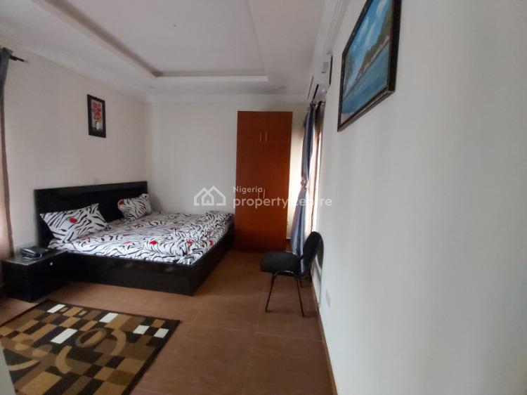 Fully Furnished Luxury Studio Apartment (ensuite), Highgate Apartments, Wuye, Abuja, Self Contained (single Rooms) Short Let