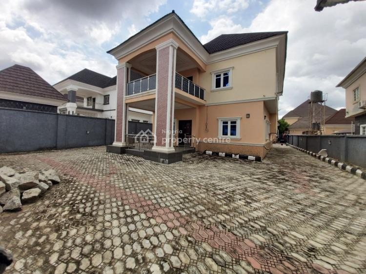 Brand New Luxury 5 Bedrooms Detached House with Bq, Mab Global Estate, Karsana, Abuja, Detached Duplex for Sale