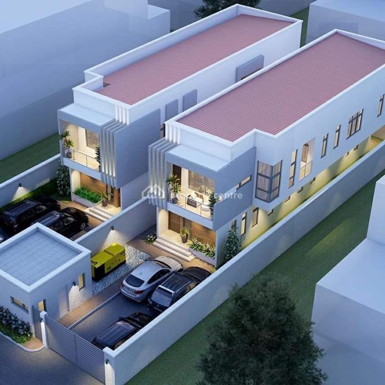 5 Bedroom Luxuriously Finished Fully Detached, John Okafor Estate, Agungi, Lekki, Lagos, Detached Duplex for Sale