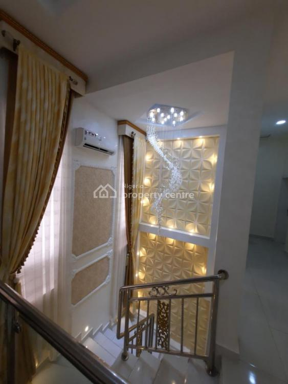 Exquisitely Furnished 5 Bedroom Detached Duplex with Bq Available, Chevy View Estate, Lekki, Lagos, Detached Duplex for Sale