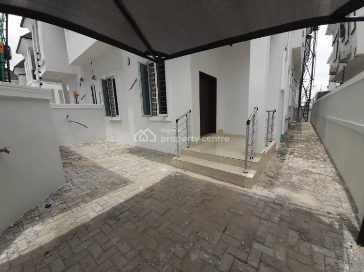 Lovely 4 Bedrooms Duplex with Bq, Orchid Road, Lekki Phase 2, Lekki, Lagos, Semi-detached Duplex for Rent