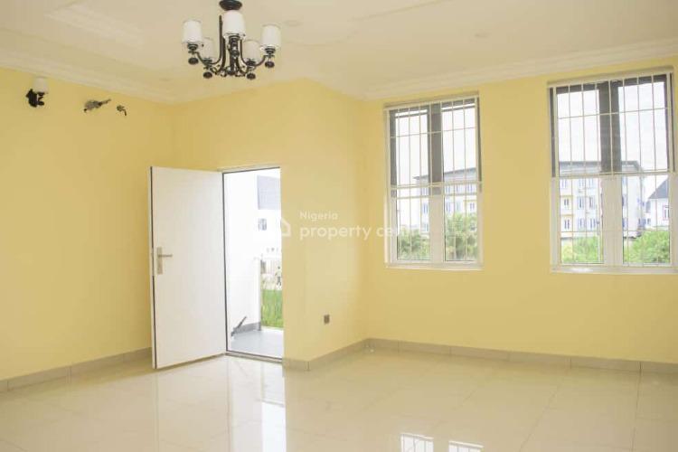 Luxury 5 Bedroom Terrace with Bq, Oral Estate Lekki Express, Ikota, Lekki, Lagos, Terraced Duplex for Sale