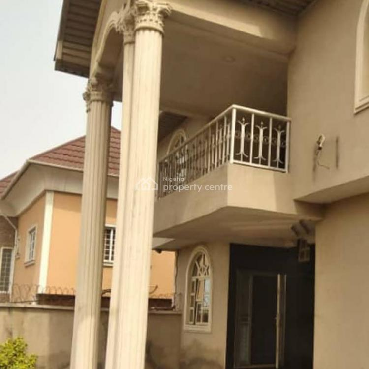 5 Bedroom Detached Duplex with 2 Number of 3 Bedrooms Duplex, Gra, Magodo, Lagos, Detached Duplex for Sale