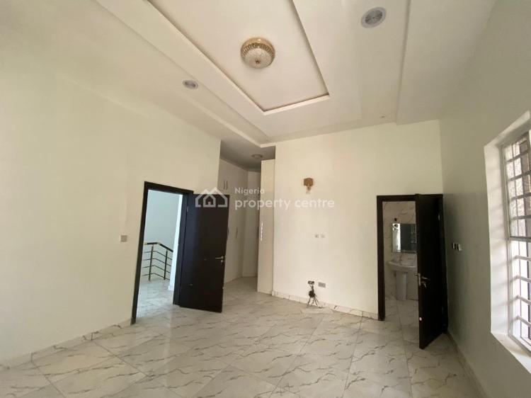 Brand New 4 Bedroom Semi Detached Duplex with Bq, By Chevron Toll, Off Orchid Hotel Road, Lafiaji, Lekki, Lagos, Semi-detached Duplex for Sale
