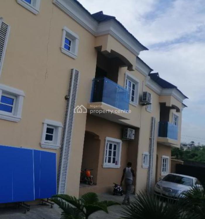 3 Bedroom Serviced Duplex, Peace Estate, Adeyemi Adeoye Street, Maryland, Lagos, Detached Duplex Short Let