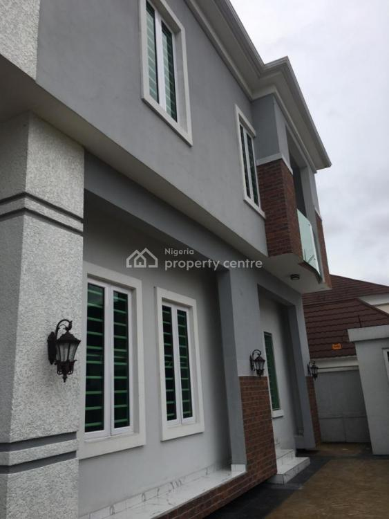 Newly Built Luxurious 5 Bedroom Fully Detached Duplex, Osapa, Lekki, Lagos, Detached Duplex for Sale