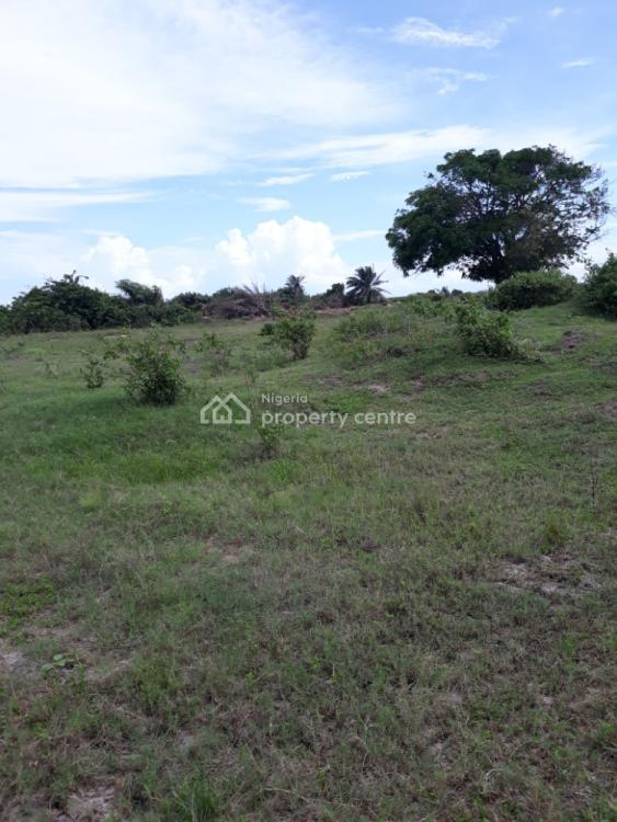 Land, Miami Beachfront Estate Is Located at Igbokodo Before Lacampaigne, Apakin, Ibeju Lekki, Lagos, Mixed-use Land for Sale