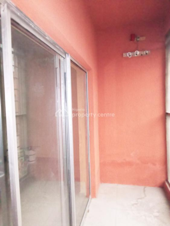 Exquisite 3 Bedroom Flat, Badore, Close to The Bus-stop, Ajah, Lagos, Flat for Rent