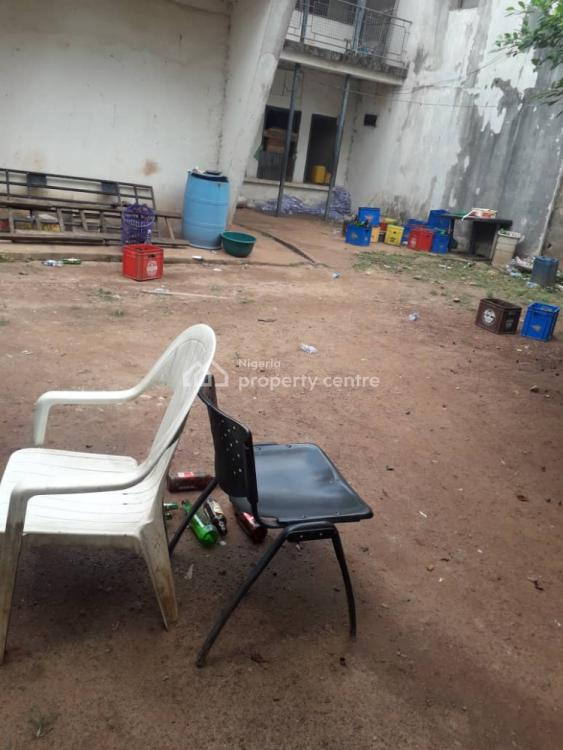 6 Plots of Fenced Land with Buildings., Along The Major Tarred Road, Gra, Enugu, Enugu, Mixed-use Land for Sale