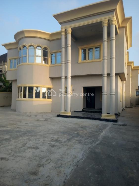 5 Bedroom Detached Duplex, University View Estate Opp Lagos Business School, Olokonla, Ajah, Lagos, Detached Duplex for Sale