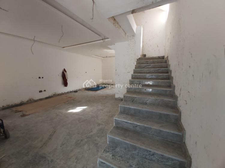 Brand New Well Located 4 Bedroom Terrace House with Bq, Jahi, Abuja, Terraced Duplex for Sale