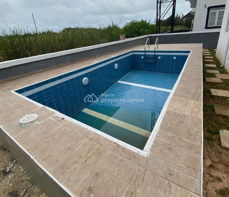 Luxury 5 Bedrooms Detached Duplex, Ikota, Lekki, Lagos, Detached Duplex for Sale