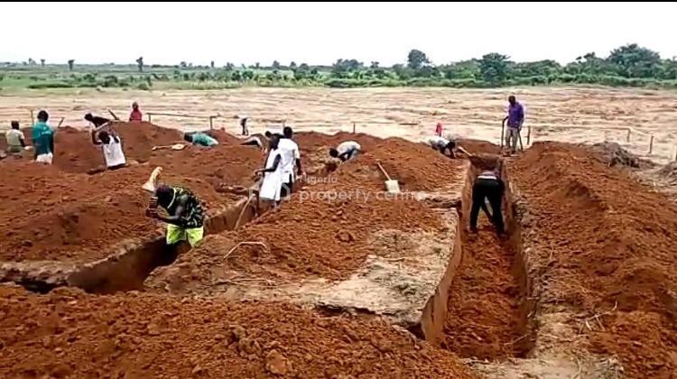 Land, Near Train Station, Idu Industrial, Abuja, Residential Land for Sale