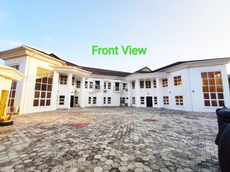 Luxury 9 Bedrooms Detached Duplex with 4 Bedrooms Bq on Almost 2000sqm Land, Lekki Phase 1, Lekki, Lagos, Detached Duplex for Rent
