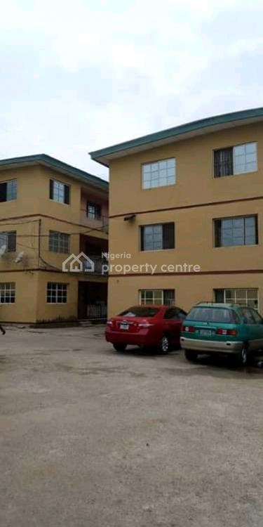 Block of 20 Units of 3 Bedroom Flat, Mulero Estate, Mulero, Agege, Lagos, Block of Flats for Sale