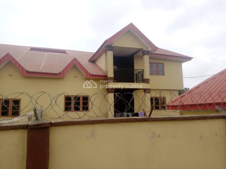 5 Bedrooms Duplex + a Room and Parlour Bq with 2 Living Rooms, Akala Way, Akobo, Ibadan, Oyo, Detached Duplex for Rent