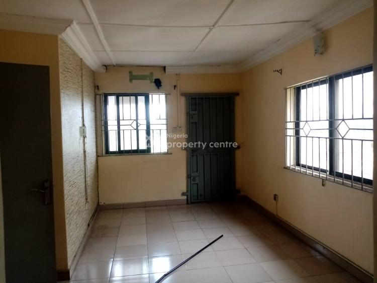Upstairs, One Bedroom (mini) Flat with Separate Private Access Gates, Sam Shonibare/ Okoya Thomas Close, Surulere, Lagos, Mini Flat for Rent