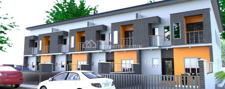 3 Bedroom Terrace Apartment, Queens Garden Estate, Gra, Isheri North, Lagos, Terraced Duplex for Sale