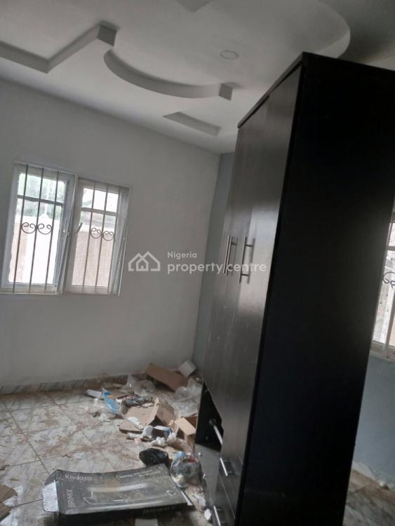 Newly Built 2 Bedrooms Flat, Close 2 Road, After Estate Gate, Irhirhi, Off Airport Road, Benin, Oredo, Edo, Mini Flat for Rent