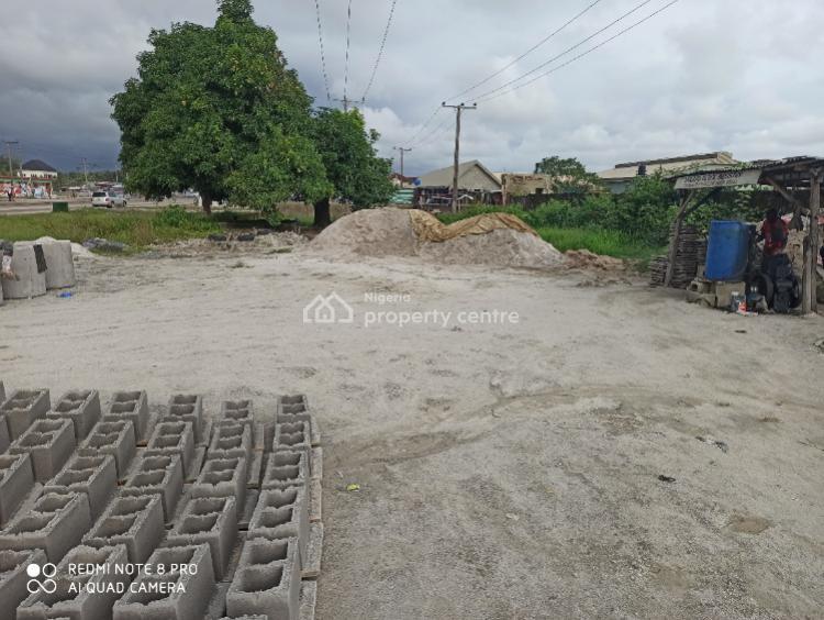 Prime Landed Property, Alahun, Close to Frajend, Ibeju Lekki, Lagos, Mixed-use Land for Sale
