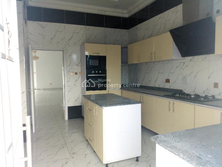 4 Bedroom Semi-detached House with Fitted Kitchen, All Rooms Ensuite, Orchid Hotel Road, By 2nd Toll Gate, Lafiaji, Lekki, Lagos, Semi-detached Duplex for Sale