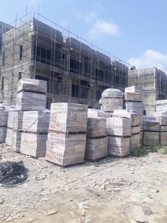 20 Units of 4 Bedroom Terraces + Bq in a Gated Estate, Mac Donald Street,, Old Ikoyi, Ikoyi, Lagos, Terraced Duplex for Sale