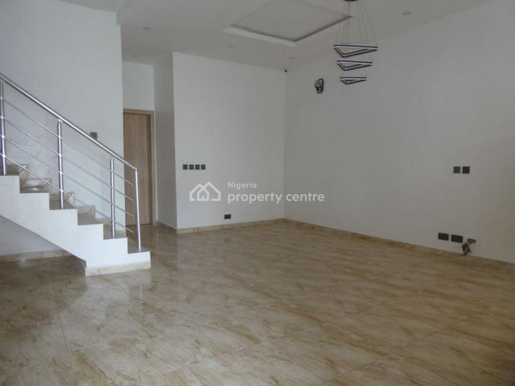 New Luxurious 4 Bedrooms Terraced Duplex in a Lovely Gated Estate, Ikota Estate, Ikota, Lekki, Lagos, Terraced Duplex for Rent