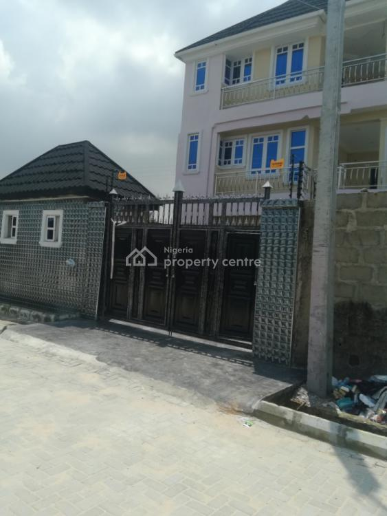 6 Bedrooms Duplex, Seaside Estate, Badore, Ajah, Lagos, Terraced Duplex for Rent
