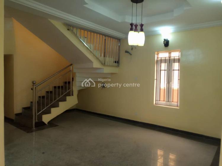 4 Unit 4 Bedrooms Semi Detached Duplex with a Room Bq, Lekki Phase 1, Lekki, Lagos, Semi-detached Duplex for Rent