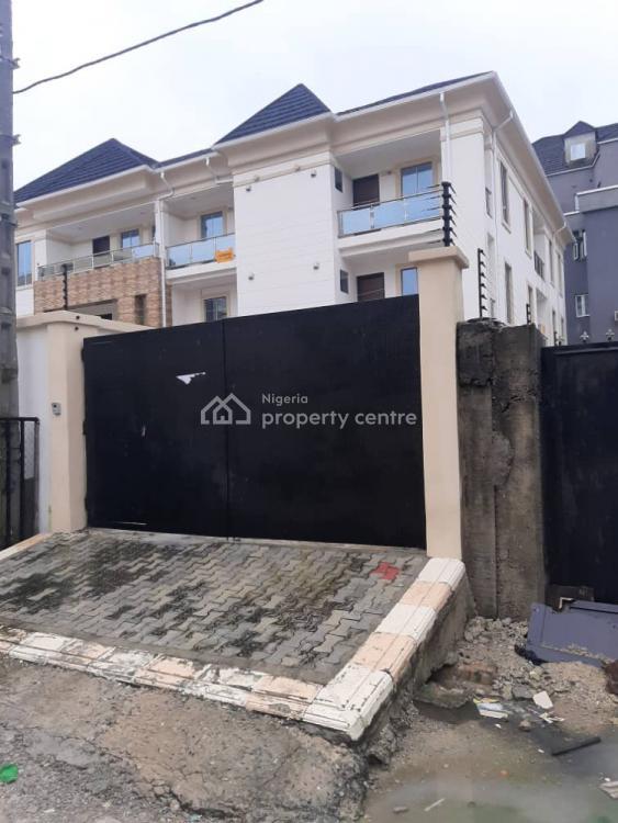 a Newly Built Serviced  4 Bedroom Semi Detached Duplex + 3 Living Room, Oniru, Victoria Island (vi), Lagos, Semi-detached Duplex for Rent