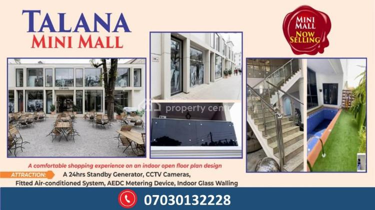 Room Spaces at Talana Mall, Lugbe, Abuja., Trademore Road,, Sabon Lugbe, Lugbe District, Abuja, Plaza / Complex / Mall for Sale