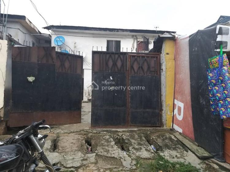 a Multi-rooms Storey Building Sitting on Land Measuring 650sqm, Ilupeju Estate, Ilupeju, Lagos, House for Sale