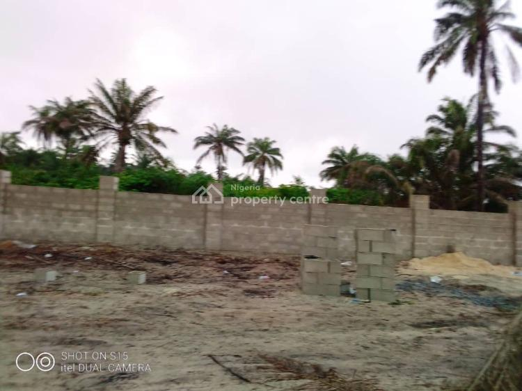 Prime Estate Land in Good Location - Pinnacle Elite Homes, Folu Ise, Ibeju Lekki, Lagos, Residential Land for Sale