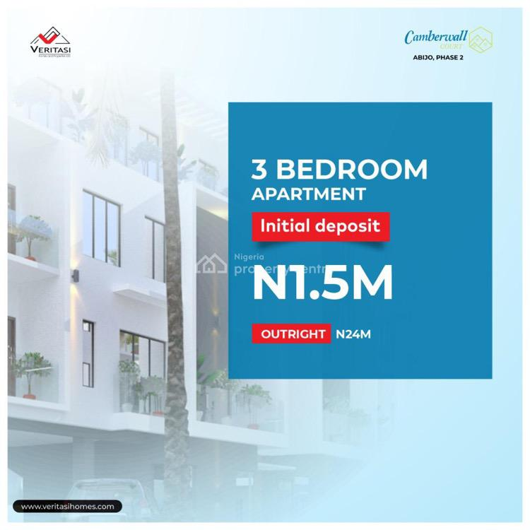 Camberwall Court, Abijo Gra, Ibeju Lekki, Lagos, Block of Flats for Sale