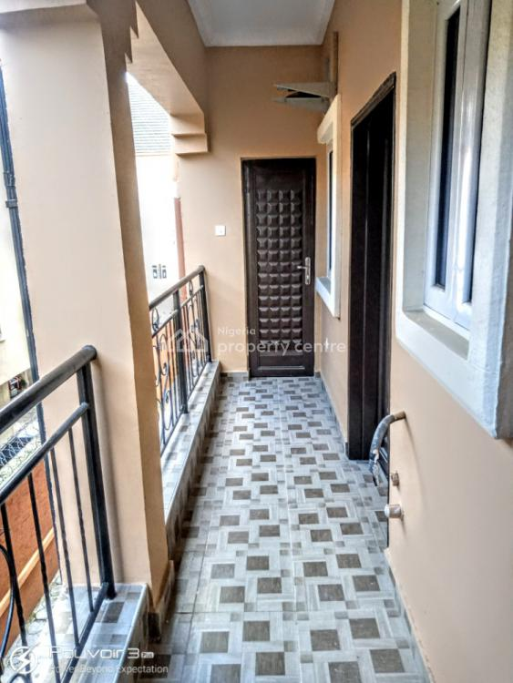 Tastefully Finished 2 Bedrooms Flat, Olive Estate, Ago Palace, Isolo, Lagos, Flat for Rent