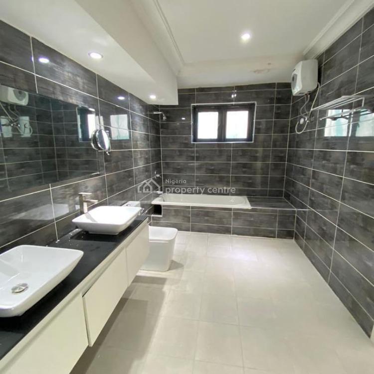 Classic 5 Bedroom Terrace Duplex with Swimming Pool, Banana Island, Ikoyi, Lagos, Terraced Duplex for Sale