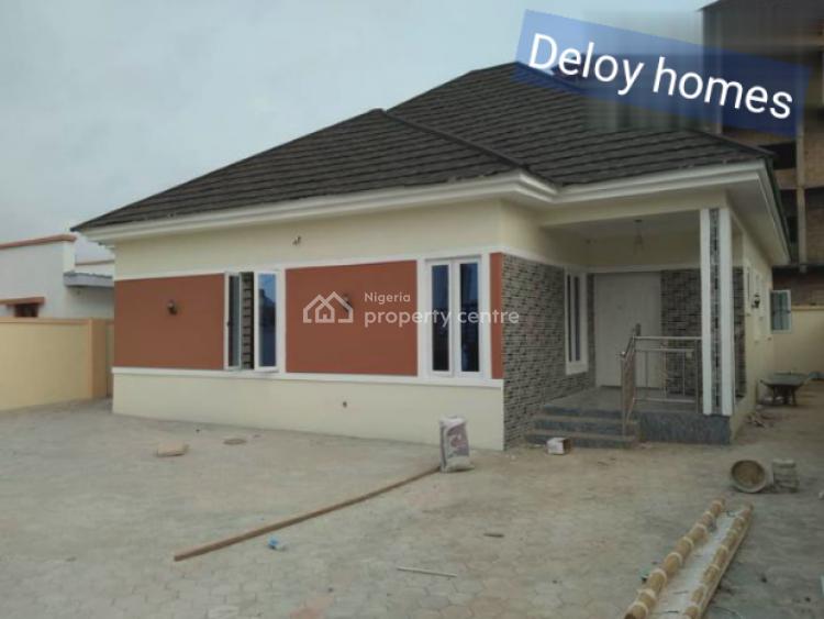Newly Built 4 Bedroom Bungalow, City Layout , New Heaven, Enugu, Enugu, Detached Bungalow for Sale