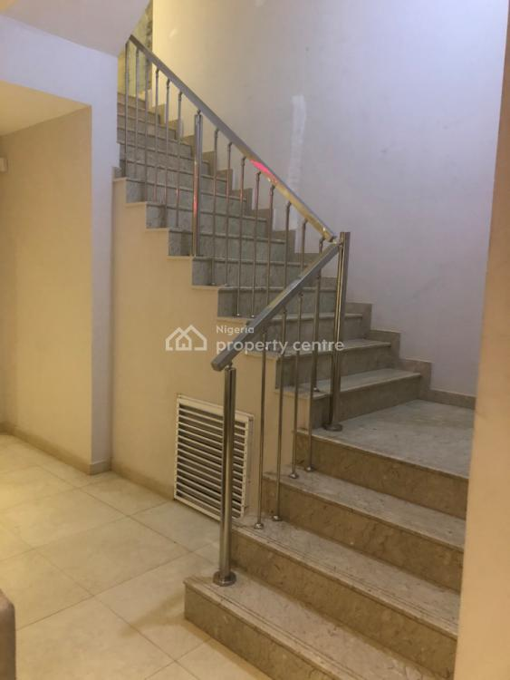 Contemporary Off-plan 4 Bedroom with Smart Home Features, Life Camp, Abuja, Terraced Duplex for Sale