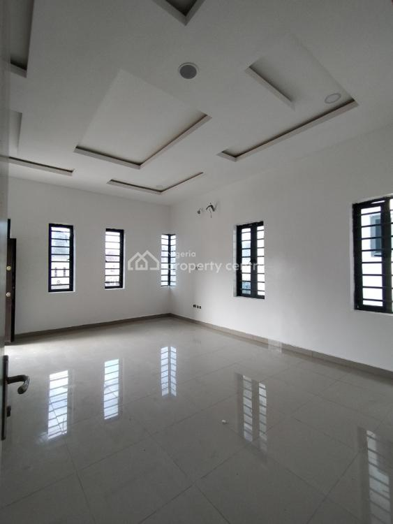 Newly Built 5 Bedroom with Bq Fully Detached, Chevron Drive, Lekki Expressway, Lekki, Lagos, Detached Duplex for Sale