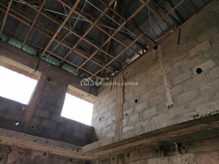 Newly Built 5 Bedrooms Duplex, Behind Elenusonso Grammer School, Elenusonso Area, Ologuneru, Ibadan, Oyo, Detached Duplex for Sale
